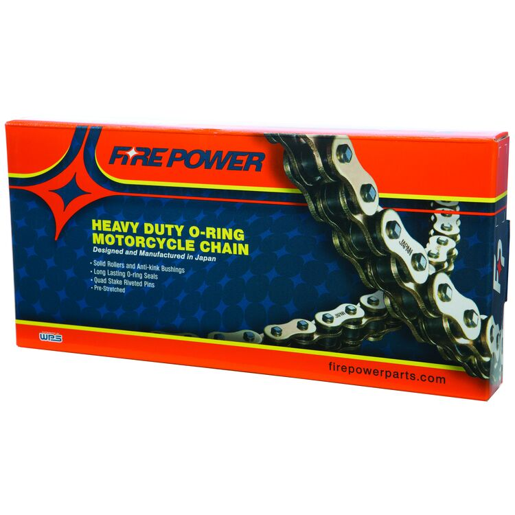 Fire Power Heavy Duty FPO 525 O-Ring Chain