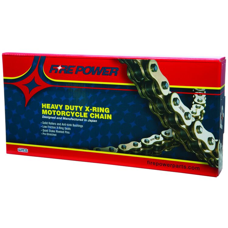 Fire Power Heavy Duty FPX 520 X-Ring Chain