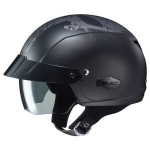 HJC IS-Cruiser Punisher Helmet