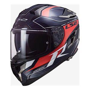 LS2 Challenger GT Carbon Carver Helmet
