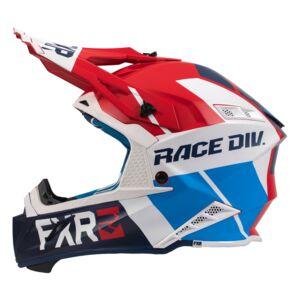 FXR Helium Race Div Helmet