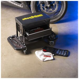 Stockton Roller Seat With Tool Box