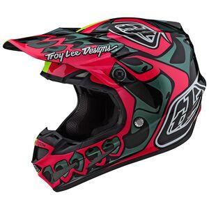Troy Lee SE4 Skully Helmet