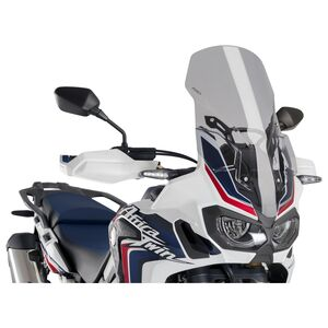 Puig Windscreen Support Honda Africa Twin 2016-2019 Black [Previously Installed]