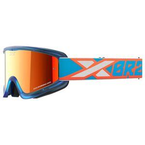 EKS Flatout Goggles - Mirrored Lens