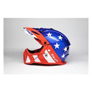 LS2 Youth Gate Stripes Helmet