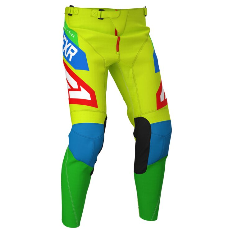 Hi-Viz Yellow/Green/Red
