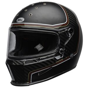 Bell Eliminator Carbon RSD The Charge Helmet