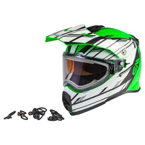 GMax AT-21S Epic Electric Snow Helmet