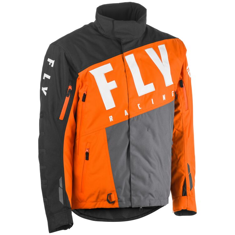 Fly Racing Snow Youth SNX Pro Jacket