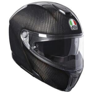 AGV Sportmodular Carbon Solid Helmet / XS [Open Box]
