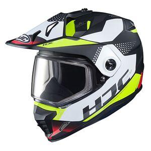 HJC DS-X1 Tactic Snow Helmet - Dual Lens