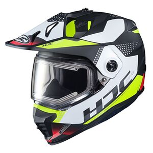 HJC DS-X1 Tactic Snow Helmet - Electric Shield