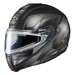 HJC CL-Max 3 Gallant Snow Helmet - Electric Shield (SM)
