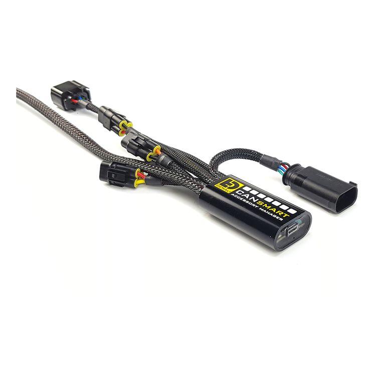 Denali 2.0 Plug-N-Play CANsmart Controller BMW R1200GS / R1250GS / Adventure / R / RS / RT 2013-2020