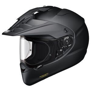 Shoei Hornet X2 Helmet - Solid Matte Black / SM [Demo - Good]
