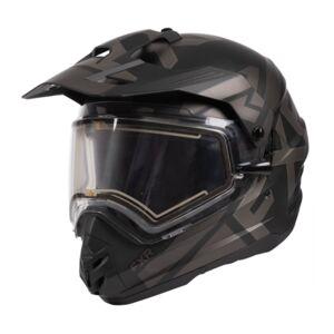 FXR Torque X Evo Snow Helmet - Dual Shield
