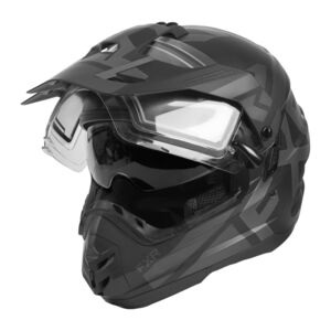 FXR Torque X Evo Sun Shade Snow Helmet - Electric Shield