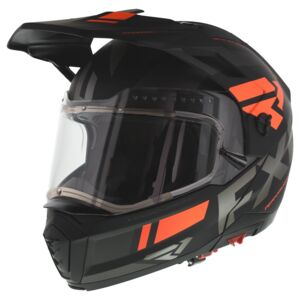 FXR Maverick Snow Helmet - Electric Shield