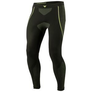 Dainese D-Core Dry Pants Black/Fluo Yellow / XL [Open Box]