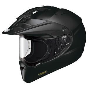 Shoei Hornet X2 Helmet - Solid Black / XL [Blemished - Very Good]