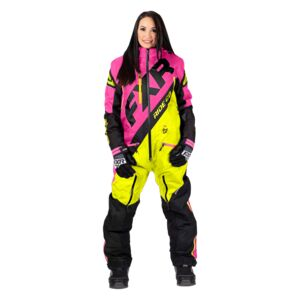FXR CX Insulated Women's Monosuit