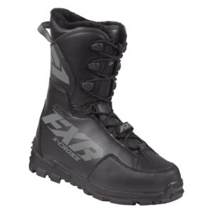 Black//Hi-Vis Size 14 Fly Racing BOA Marker Boots Snowmobile