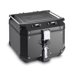 Givi Outback 42 Liter Monokey Top Case Top Case Only / Black [Demo - Good]