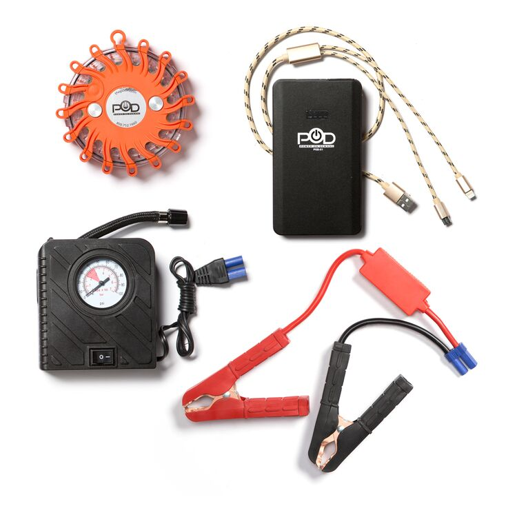 Trackside Safety Kit Powered By POD