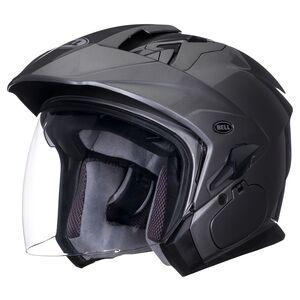 Bell Mag 9 Sena Helmet - Solids Titanium / XL [Demo - Good]