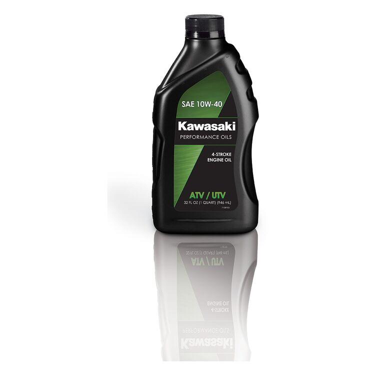 Kawasaki Performance 4-Stroke ATV/UTV Engine Oil