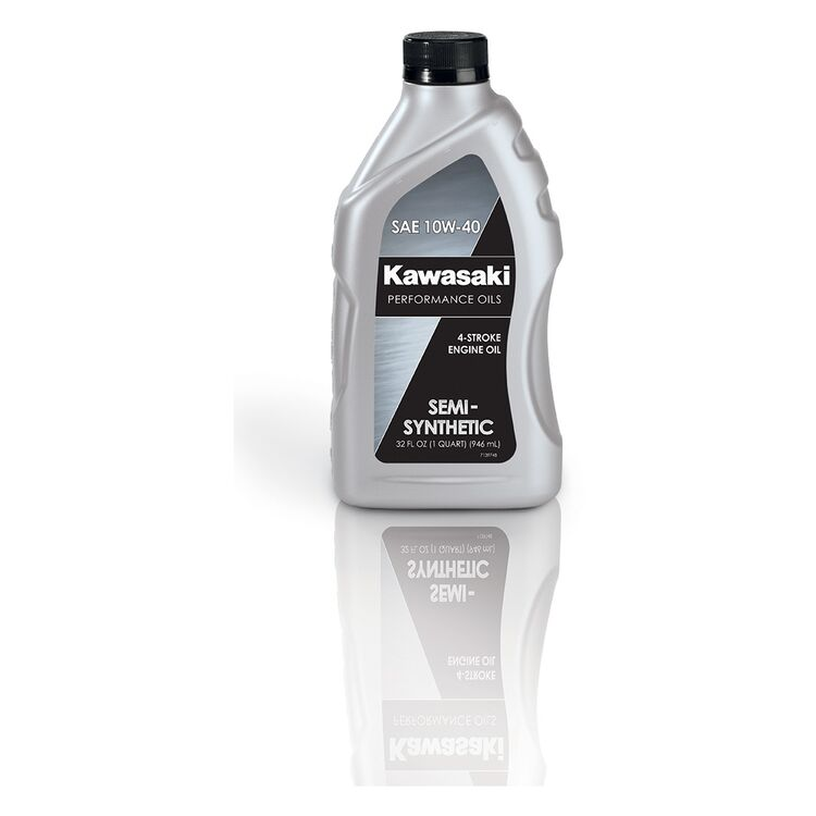 Kawasaki Performance 4-Stroke Semi-Synthetic Engine Oil