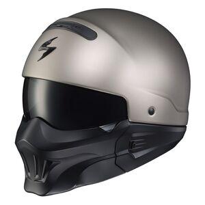 Scorpion EXO Covert Titanium Evo Helmet