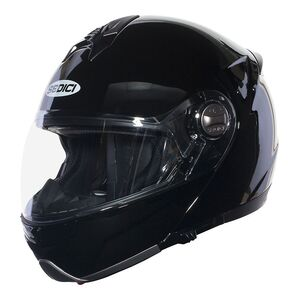 Sedici Sistema Helmet Black / SM [Demo - Good]