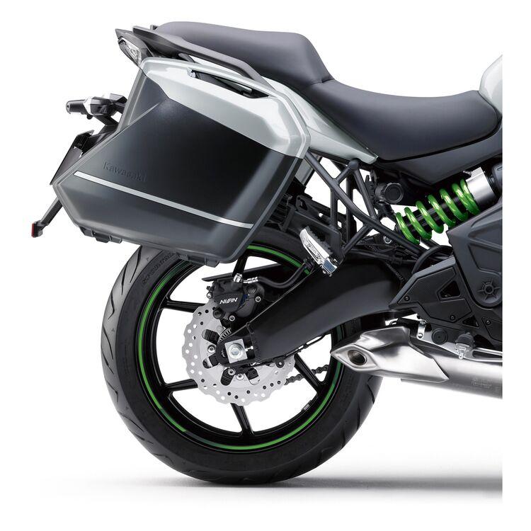 Kawasaki KQR 28 Liter Hard Saddlebag Color Trim Set Versys 650 2018