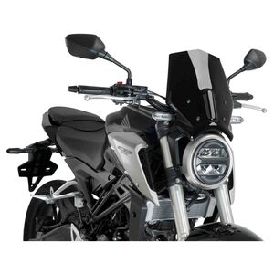 Puig Naked New Generation Windscreen Honda CB300R 2019-2020