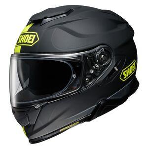 Shoei GT-Air II Redux Helmet Matte Black/Yellow / SM [Demo - Good]