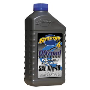 Spectro 4 Off Road Engine Oil