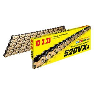DID 520VX3 X-Ring Chain