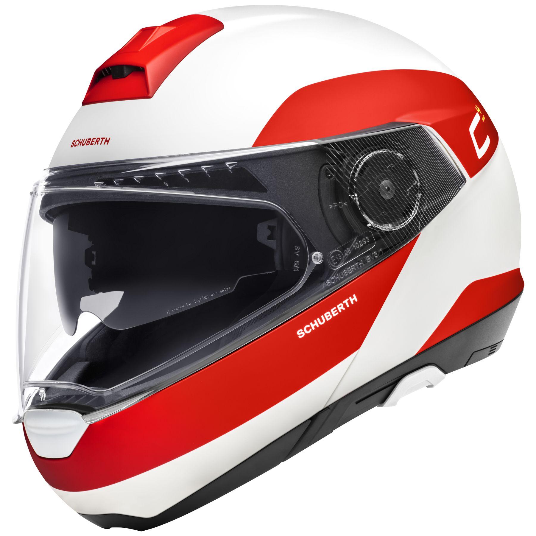 - S2 /& S2 Sport fits XL-3XL helmets Large NEW Schuberth SRC-System Intercom