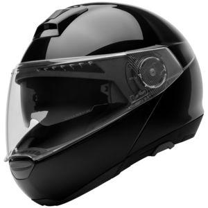 Schuberth C4 Pro Helmet - Gloss Black