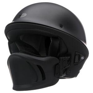 Bell Rogue Helmet Matte Black / LG [Demo - Good]