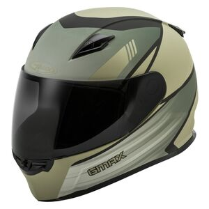 Gmax FF49 Deflect Helmet with Smoked Shield