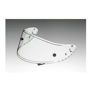 Shoei CWR-F Pinlock-Ready Face Shield Clear [Previously Installed]