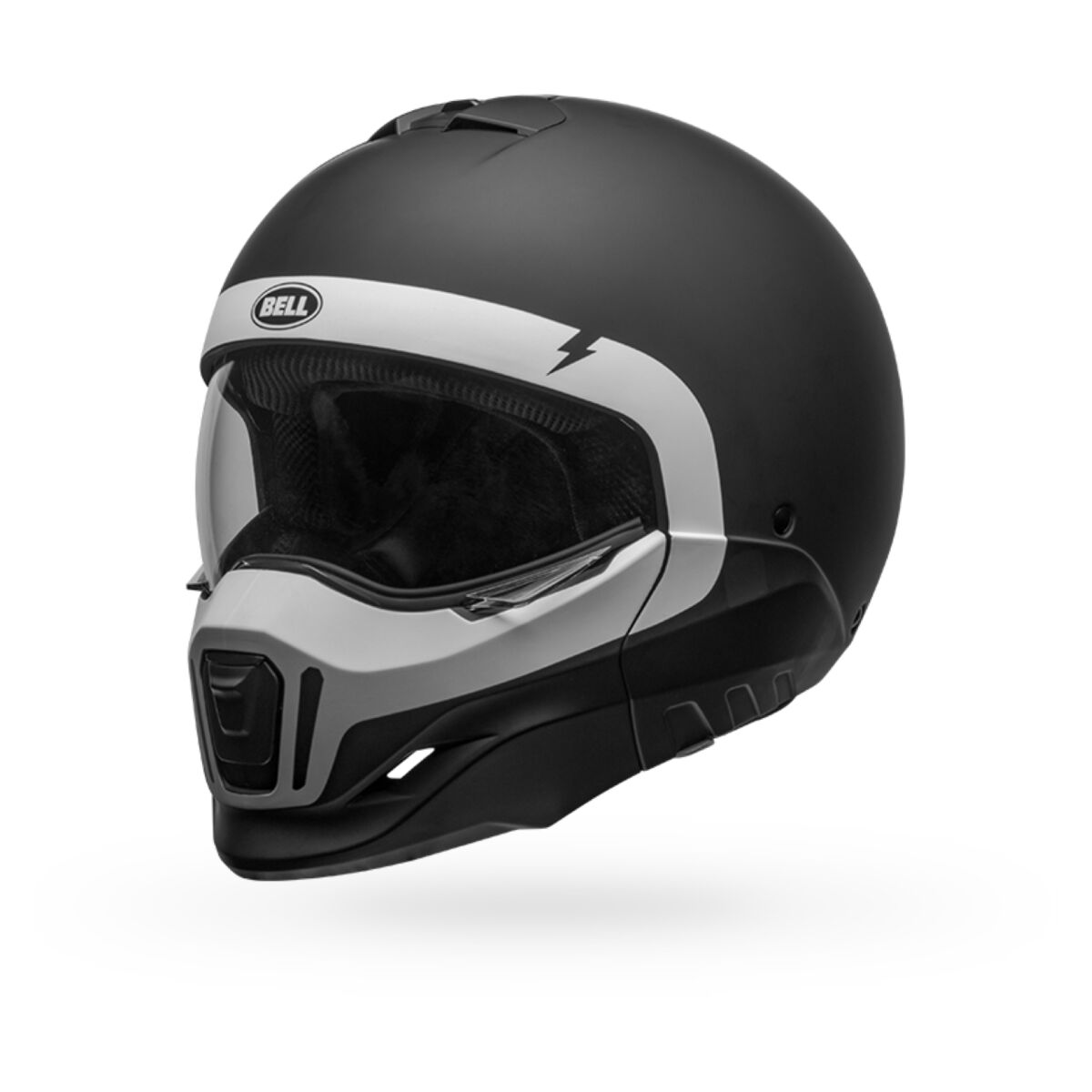 BELL BROOZER FREE RIDE HELMET MATTE GRAY//BLACK XL