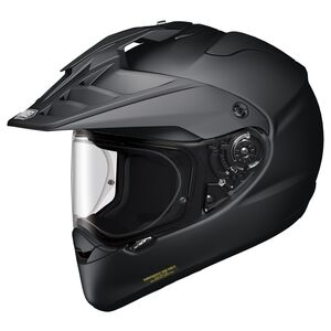 Shoei Hornet X2 Helmet - Solid Matte Black / XL [Open Box]