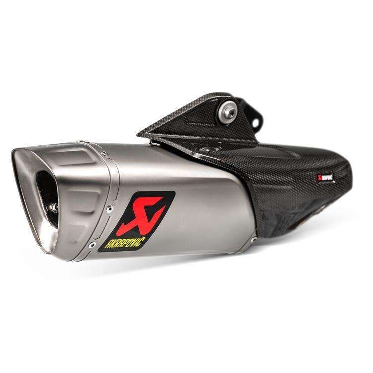 Akrapovic GP Slip-On Exhaust Yamaha R1 / R1S / R1M