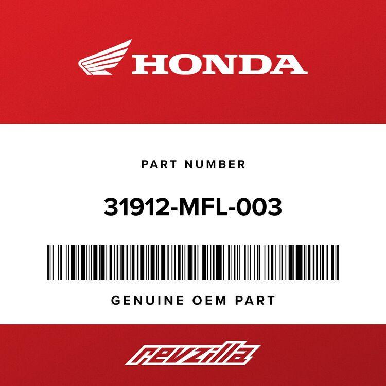 Honda SPARK PLUG (IMR9E-9HES) (NGK) 31912-MFL-003 [Open Box]