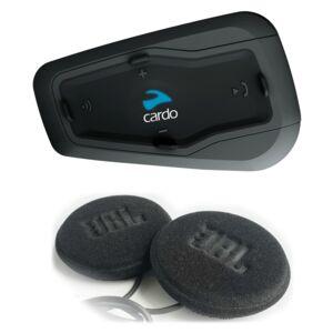 Cardo Freecom 1+ Headset With 45mm JBL Audio Speaker Set