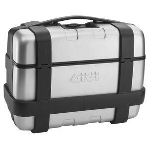 Givi Monokey Trekker 33 Liter Case Silver